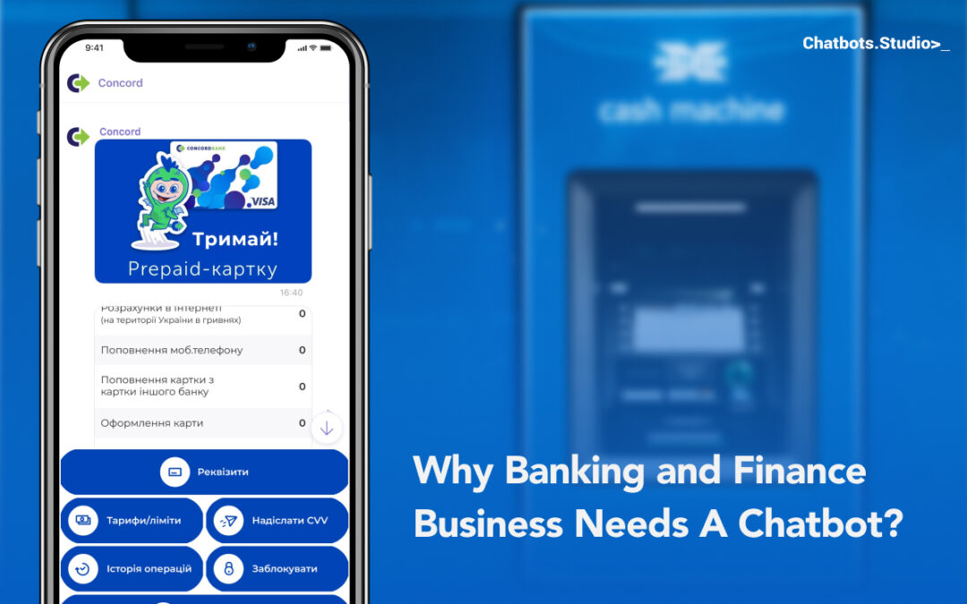 Chatbots Value for Banking